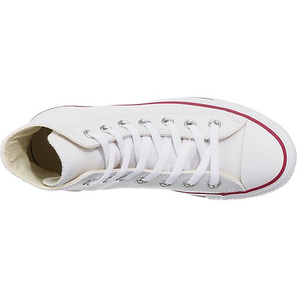 CONVERSE Chuck Taylor All Star Hi Sneakers weiß
