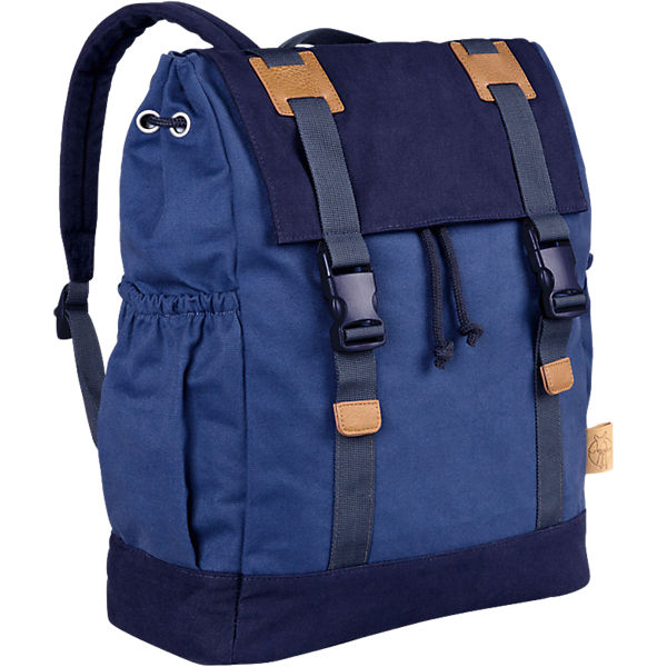 Wickelrucksack Little One & Me Backpack big, blue