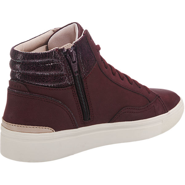 ESPRIT ESPRIT Lizette Sneakers bordeaux