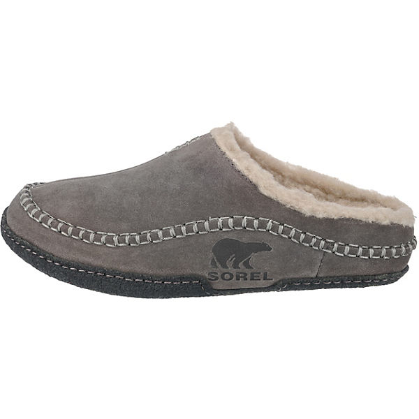 SOREL Falcon Ridge Falcon SOREL grau Pantoffeln Zwxdq
