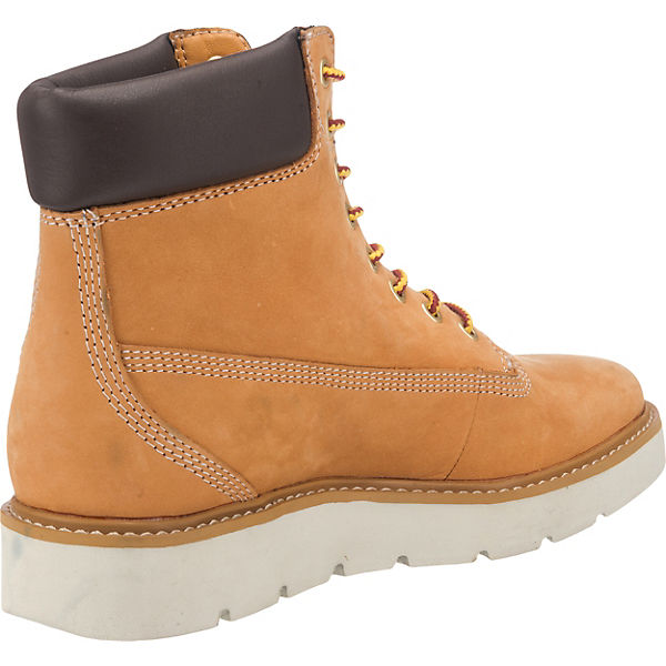 hellbraun Timberland Lace Kenniston Stiefeletten 6In Timberland wXtdxq4n