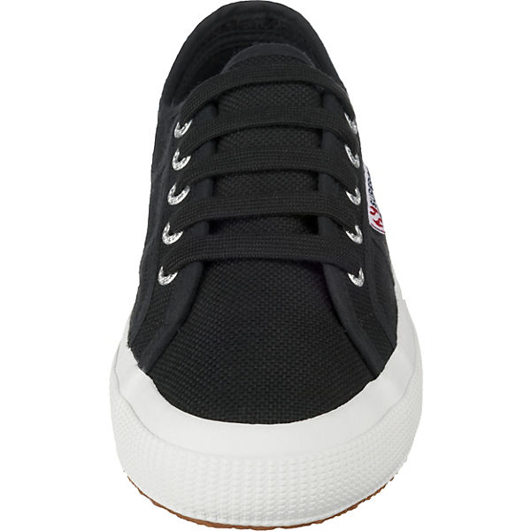 Low Cotu weiß schwarz Superga® Classic 2750 Sneakers wIgx5qp6x