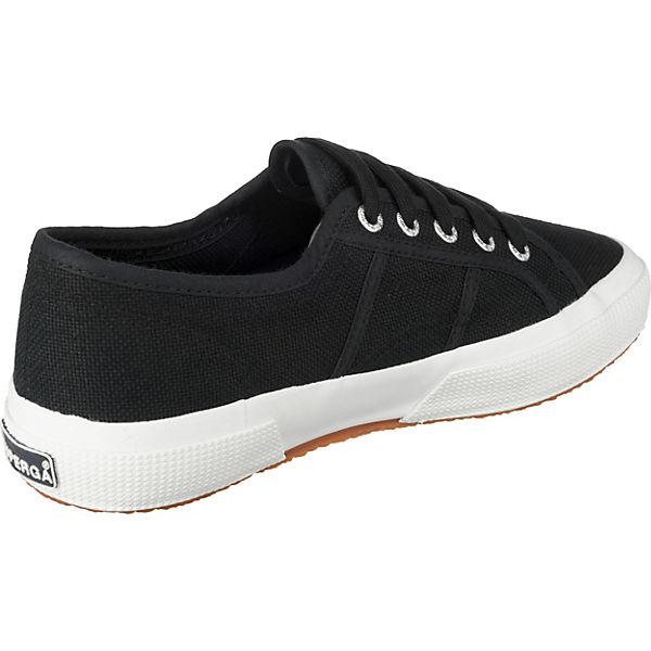 Low Cotu schwarz Sneakers Classic Superga® 2750 cBOqISTyWU