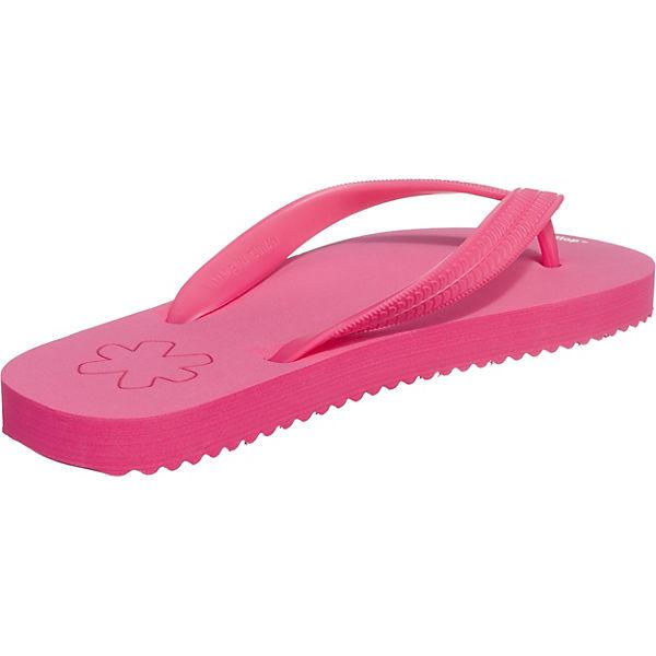 pink flop Pantoletten flop flip flip wIOvPqd
