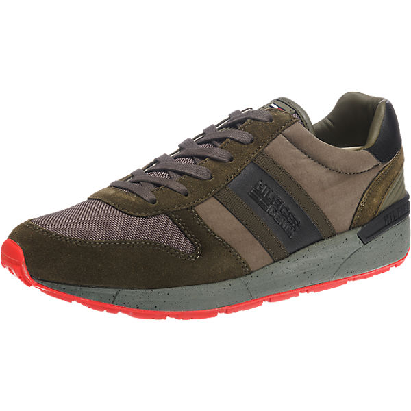 HILFIGER DENIM HILFIGER DENIM Sneakers khaki