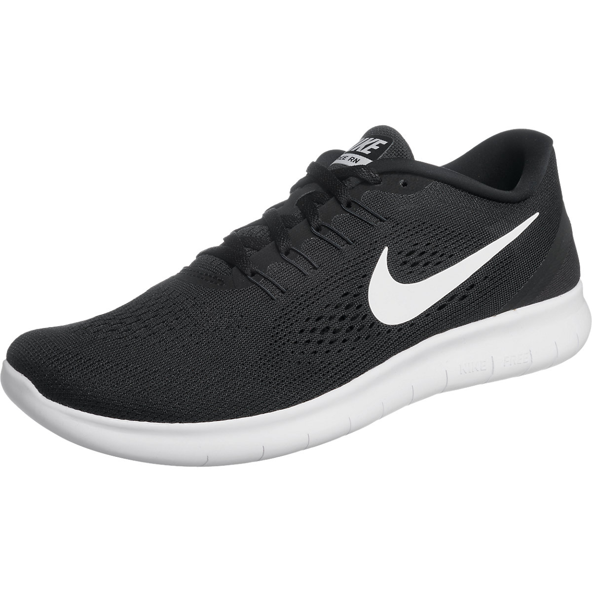 Nike Run Schwarz