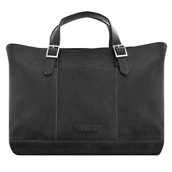 Plevier 800er Serie Business Shopper Tasche 45 cm Laptopfach