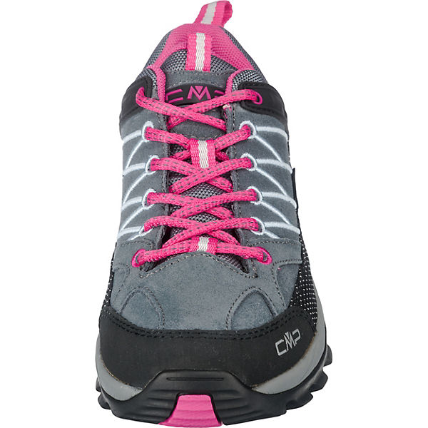 Cmp Wp Wmn Low Trekking Shoes Grau Wanderschuhe Rigel XTOuwZPki