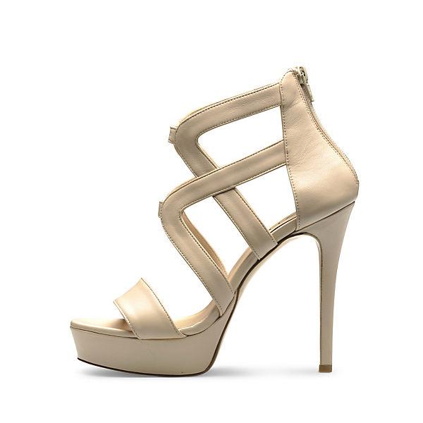 beige Sandaletten Evita Shoes Shoes Evita FtqIww