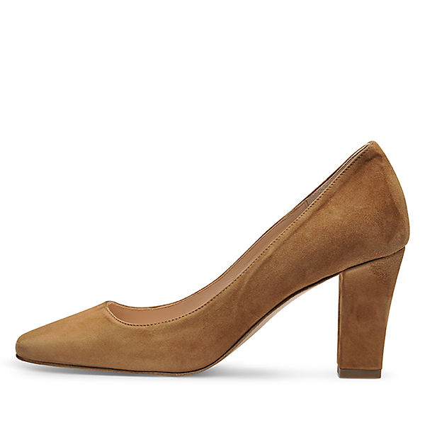 Pumps Shoes Evita Shoes cognac Evita BRtqB