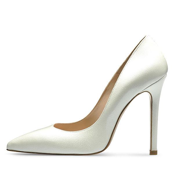 weiß Pumps Shoes Evita Shoes Evita wxqBCpA