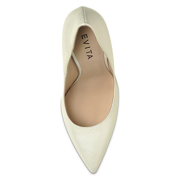 Evita Shoes, Gute Evita Shoes Pumps, weiß  Gute Shoes, Qualität beliebte Schuhe 99418f
