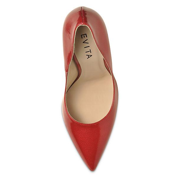Evita Shoes, Evita Qualität Shoes Pumps, rot  Gute Qualität Evita beliebte Schuhe dde4b3