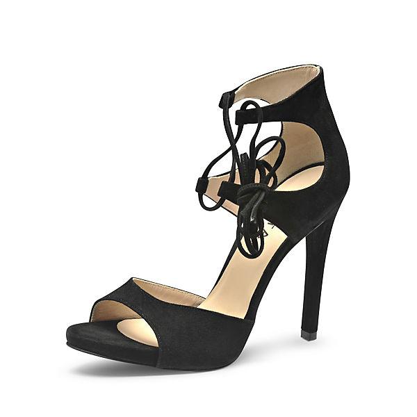 Evita Shoes Shoes Sandaletten schwarz Evita xn801qwOzx