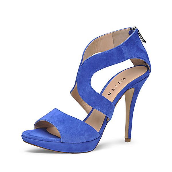 Evita Evita Shoes Sandaletten Shoes blau 50710qfw