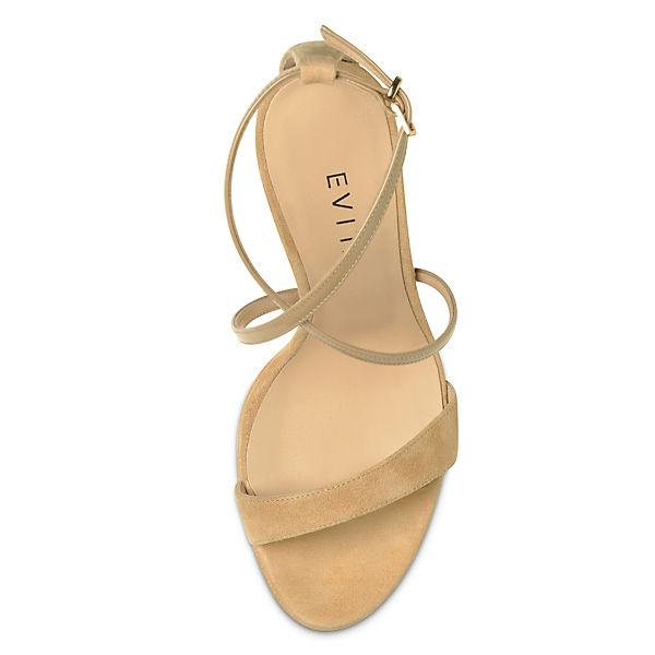 beige Evita Evita Sandaletten Shoes Shoes BHOq1R