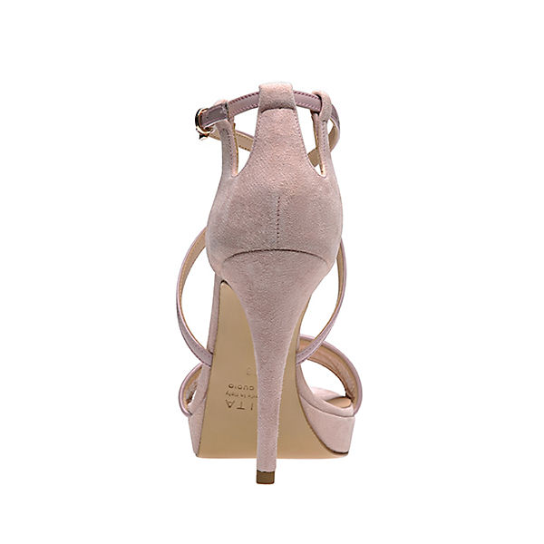 Evita Shoes Evita Shoes Sandaletten altrosa  Gute Qualität beliebte Schuhe