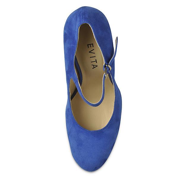 Evita Shoes,  Evita Shoes Pumps, blau  Shoes, Gute Qualität beliebte Schuhe 1bc223