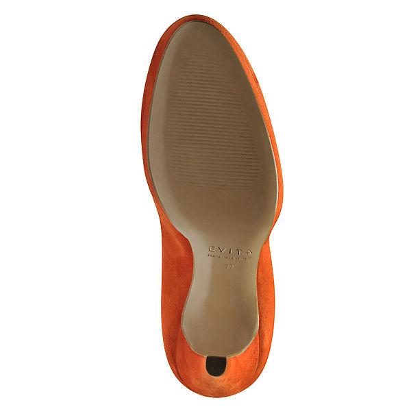 Evita Shoes Pumps Evita orange Shoes nfqHz