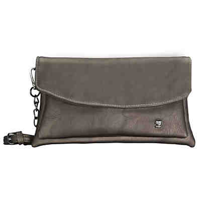 TOM TAILOR Denim Nicole Clutch Tasche 26 cm