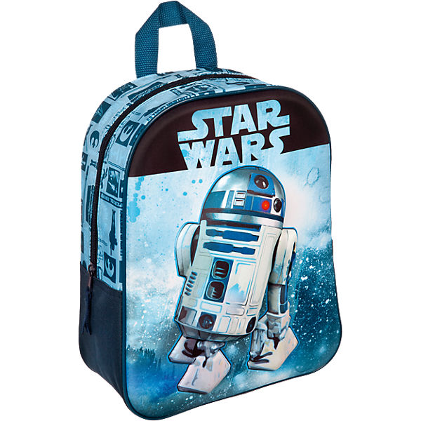 3D Kinderrucksack Star Wars