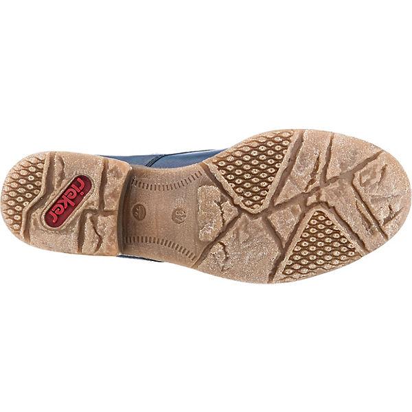 rieker  rieker Stiefeletten blau-kombi  rieker Gute Qualität beliebte Schuhe dda8e1