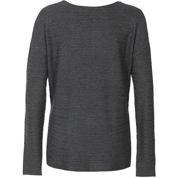 Pullover BLACK grau Oliver s LABEL qnPtfafpgw