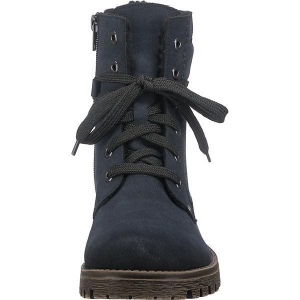 rieker Winterstiefeletten blau blau blau  Gute Qualität beliebte Schuhe 850269
