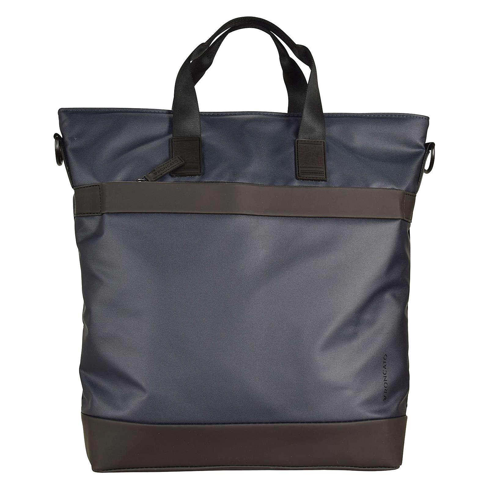 Roncato Oxford Shopper Tasche 34 cm Laptopfach ...