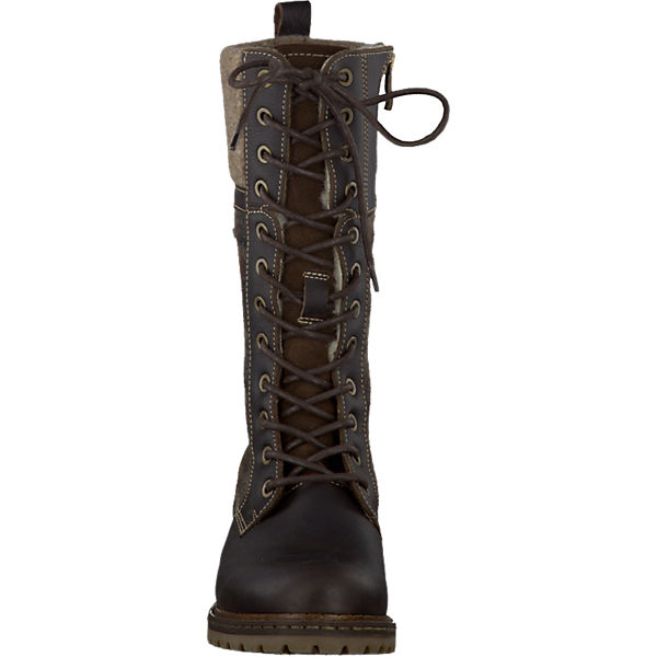 Tamaris, Tamaris Qualität Stiefel, braun-kombi  Gute Qualität Tamaris beliebte Schuhe 2e77b6