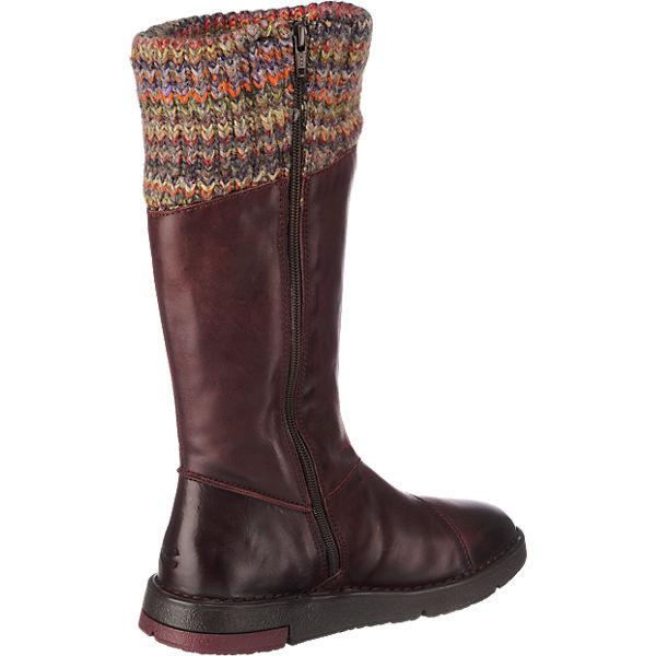 camel active camel active Balance Stiefel bordeaux  Gute Qualität beliebte Schuhe