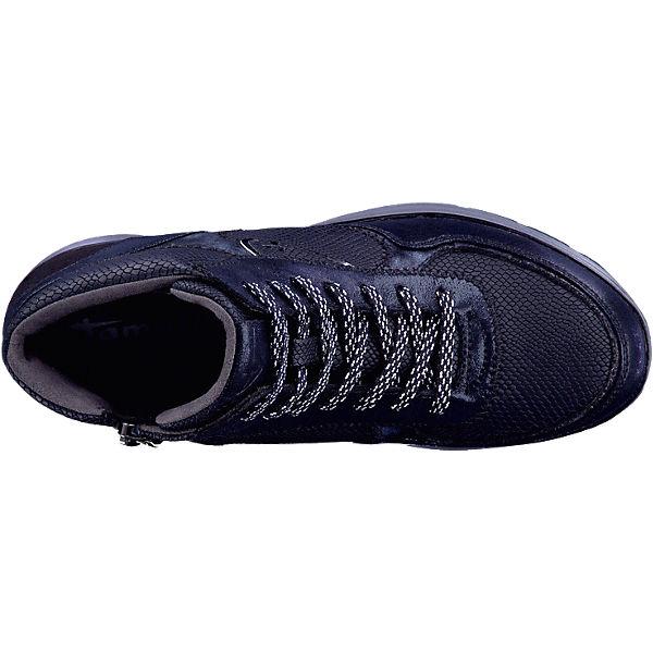 Tamaris Tamaris Lancia Sneakers schwarz