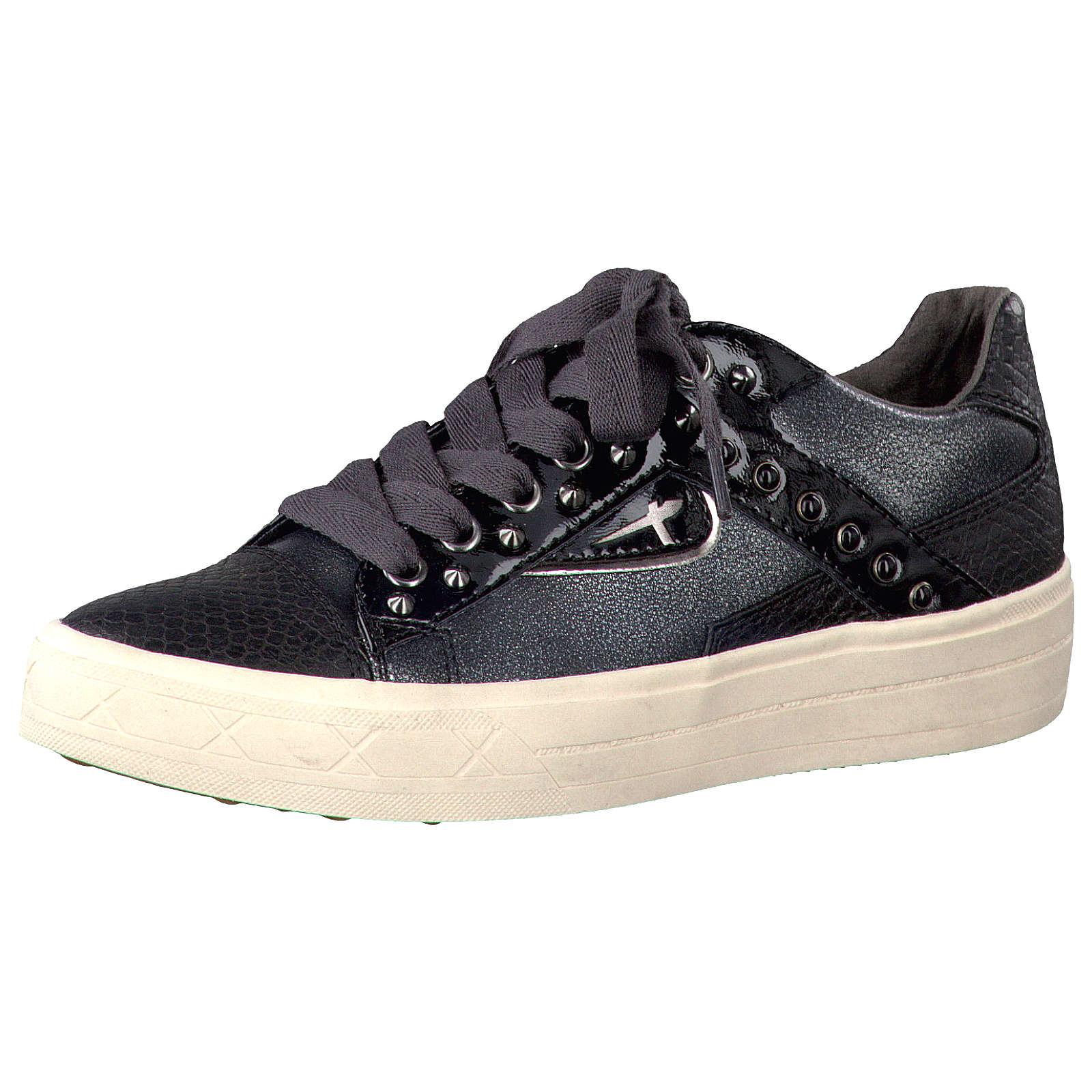 Tamaris Marras Sneakers schwarz Damen Gr. 36