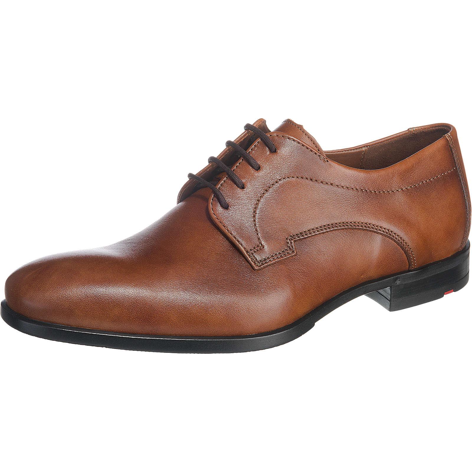 LLOYD Recit Business Schuhe braun Herren Gr. 45