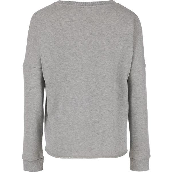 VERO hellgrau MODA VERO Sweatshirt VERO Sweatshirt Sweatshirt hellgrau MODA MODA FPdwqSS