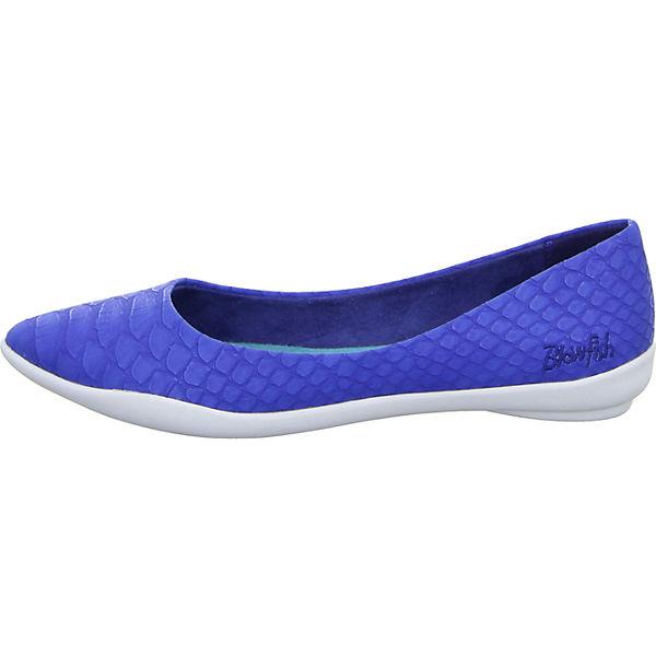 Blowfish, Blowfish Ballerinas, blau