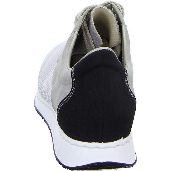 rieker, rieker Sneakers, grau grau Sneakers,   145f2a