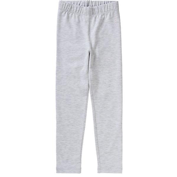 ESPRIT Leggings für Mädchen grau Gr. 128/134 Sale Angebote Schwarzheide