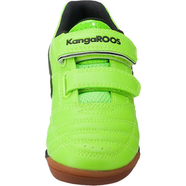 KangaROOS Sportschuhe POWER COURT WMS-Weite M für Jungen grün