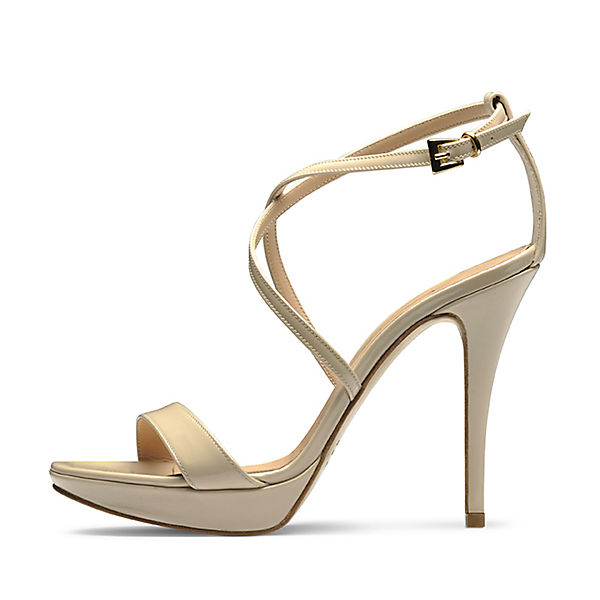 Shoes Evita beige Shoes Evita Sandaletten nWwYq4ppR
