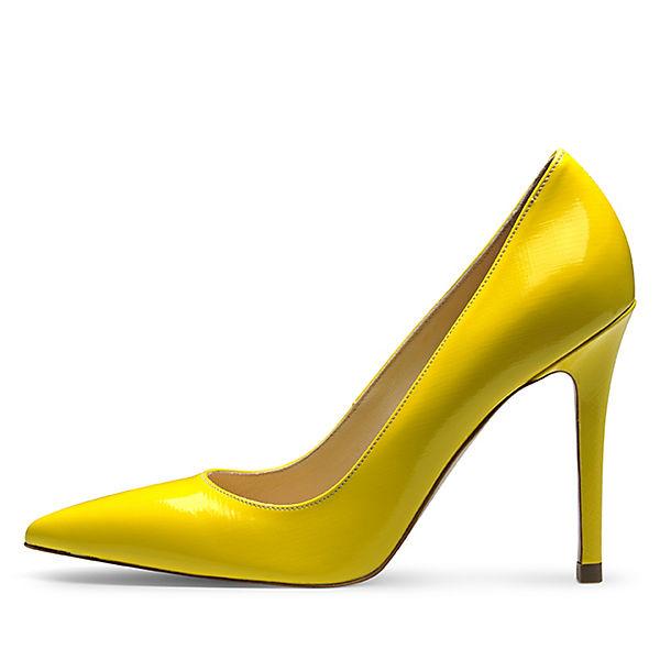 Shoes Evita Evita Pumps gelb Shoes 61Sfnwdq