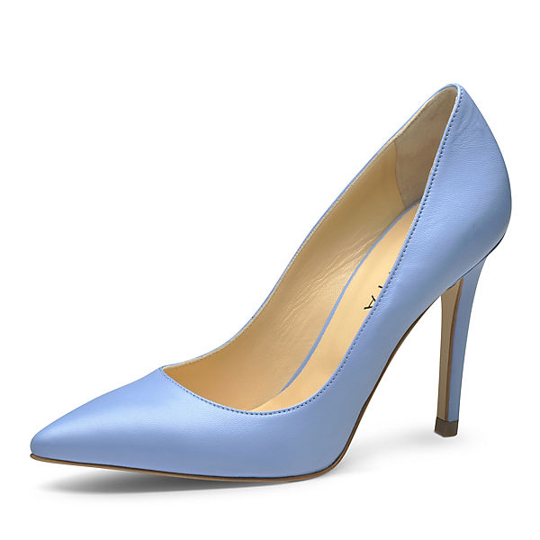 Pumps Evita blau Shoes Evita Shoes BTtzrntq