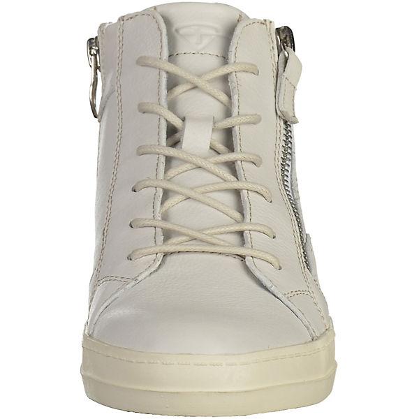 Tamaris, Tamaris Sneakers, weiß   weiß  77d595