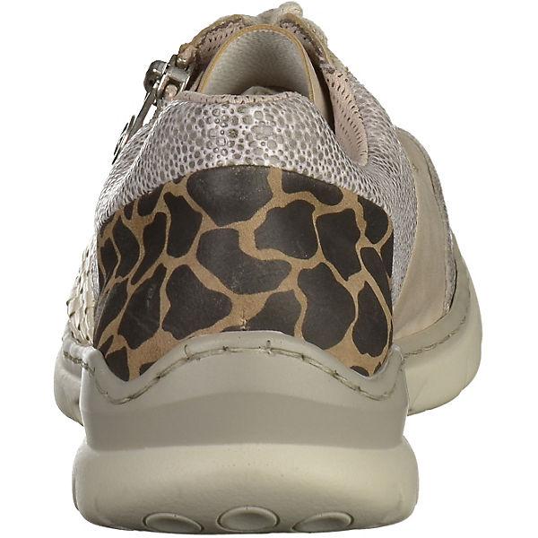 rieker rieker Sneakers grau-kombi