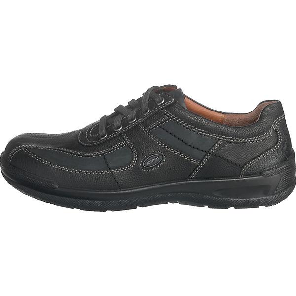 JOMOS Freizeit Schuhe schwarz