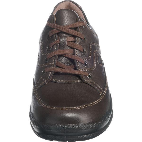 JOMOS JOMOS Man Life Freizeit Schuhe braun
