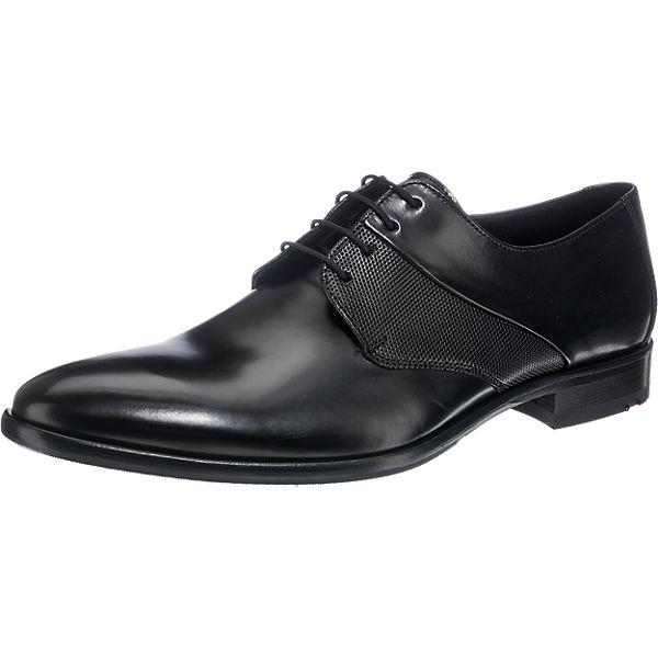 LLOYD Samuel Business Schuhe schwarz Herren Gr. 46 Sale Angebote Groß Döbbern