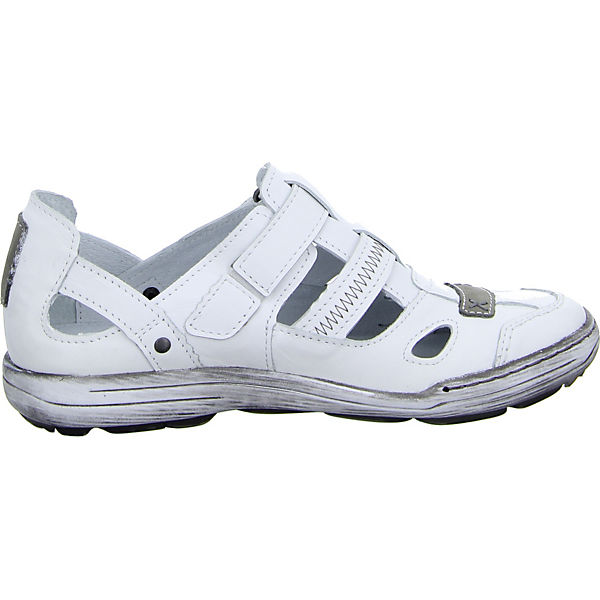 Kacper, Kacper Sandalen, weiß weiß Sandalen,   77d02d