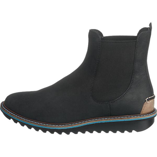 Ecco, ecco Elaine Stiefeletten, schwarz   schwarz Gute Qualität beliebte Schuhe e8112c