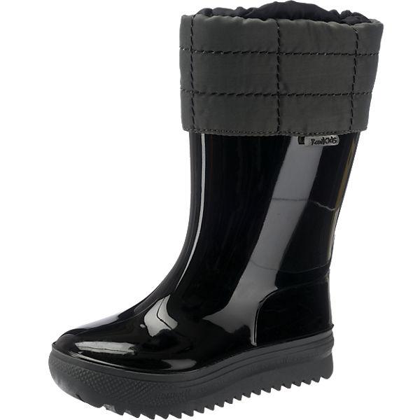 sports shoes d3d27 f2dad ROMIKA, Gummistiefel COSMOS, gefüttert, für Jungen, schwarz/grau